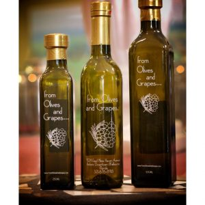 Flavored Olive Oil Blends